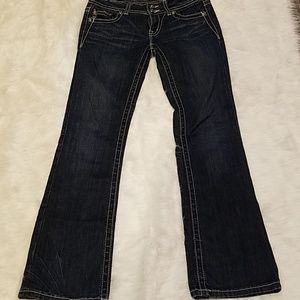 Miss Me 28 bootcut jeans
